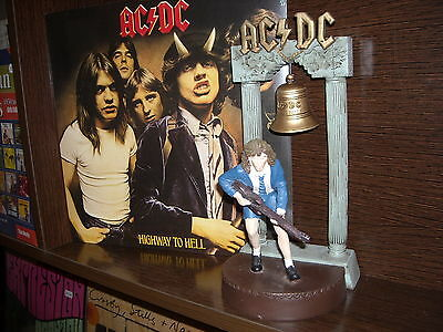ANGUS YOUNG - AC/DC Resine figure NEW
