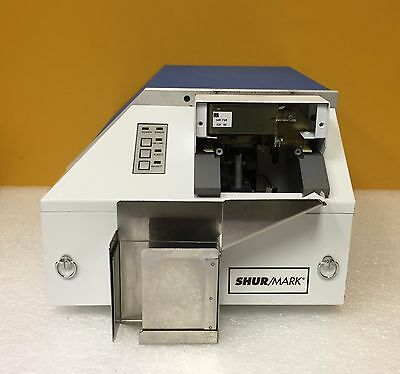 Triangle Biomedical Sciences (TBS) SHUR/MARK E22-01-MWS Side Labeler & Extractor