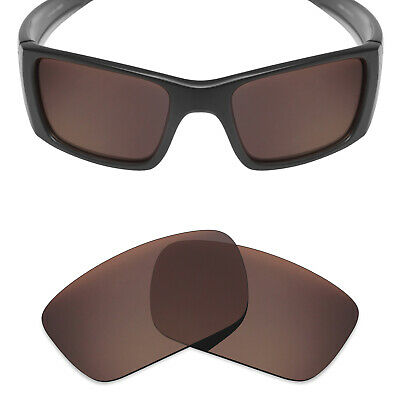 3a9b87093a7 Mryok Polarized Replacement Lenses for-Oakley Fuel Cell Sunglasses Bronze  Brown