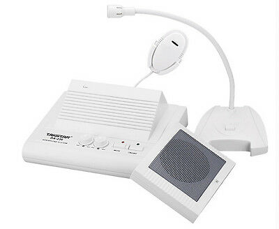 Drive Thru Intercom Kit for Restaurants Voice Boom Bank Amplifier