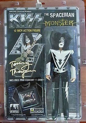 KISS Spaceman Series 4 Monster Album 12-Inch Action Figure