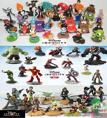 Disney Infinity 1.0/2.0/3.0 Figurine Au Choix Choice Infinite Possibilities /2