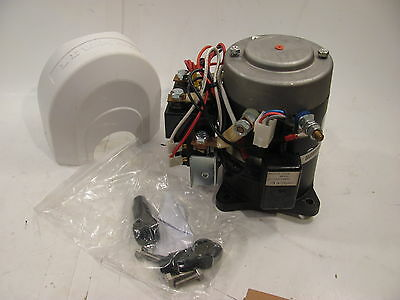 LEWMAR 581026 BOW THRUSTER MOTOR ASSEMBLY 12 volt