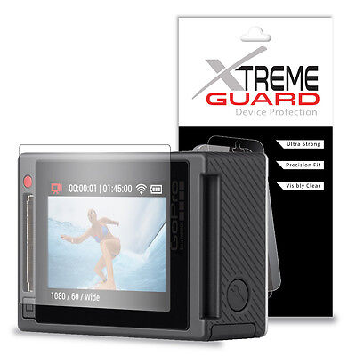 Genuine XtremeGuard Screen Protector For GoPro Hero 4 Session Lens AntiScratch