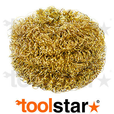 Soldering Iron Tip Cleaner Brass Wool Cleaning Ball Refill
