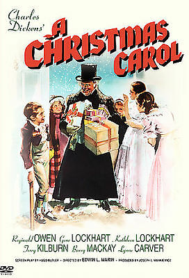Christmas Carol DVD brand new, sealed. free shipping
