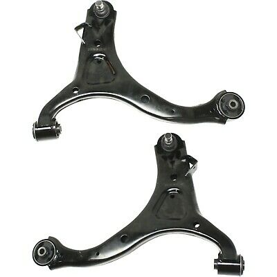 Control Arm Kit For 2007-2012 Hyundai Santa Fe (2) Front Lower Control Arms