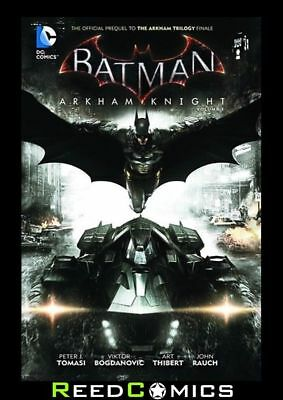 BATMAN ARKHAM KNIGHT VOLUME 1 GRAPHIC NOVEL New Paperback Collects Issues #1-4