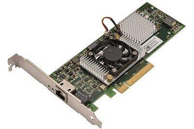 Dell RK375 - 10GB NetXtreme II Copper Ethernet PCI-E NIC 0RK375 New