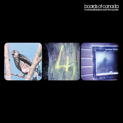Boards Of Canada In A Beautiful Place Out In The Country Lp Vinyl New