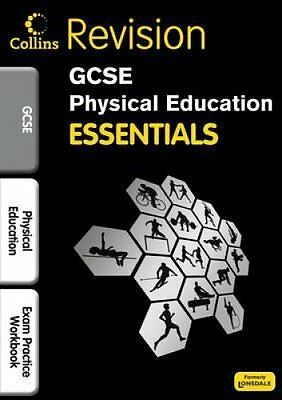 Physical Education: Revision Workbook (inc. Answers) by Letts and Lonsdale...