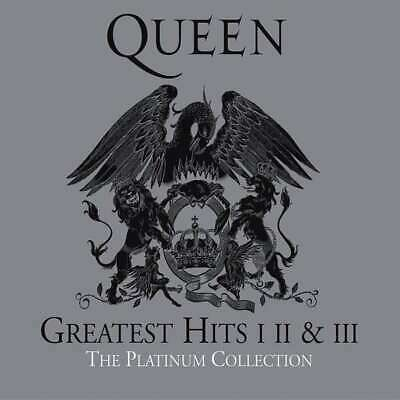 Platinum Collection [3 CD] - Queen ISLAND