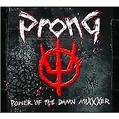 Prong - Power Of The Damn Mixxxer (2009)  CD  NEW/SEALED  SPEEDYPOST