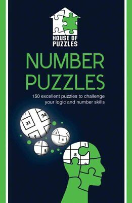 House of Puzzles: Number Puzzles by Carlton Books Ltd (Paperback, 2011)