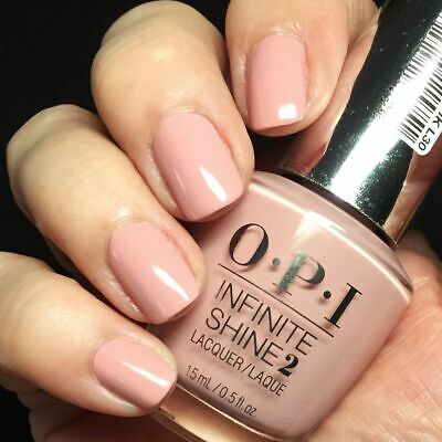 OPI Infinite Shine Nail Polish Lacquer Enamel ISL30 You Can Count on It 15ml
