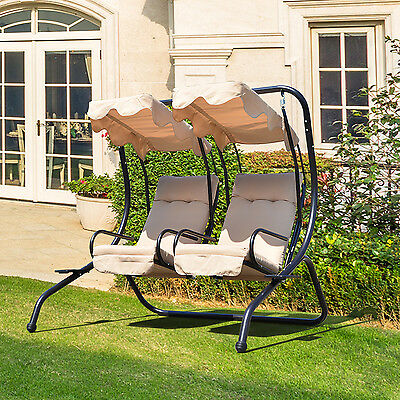 hollywoodschaukeln m bel garten terrasse. Black Bedroom Furniture Sets. Home Design Ideas