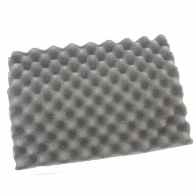Egg Foam Lid Insert for BC47 Case Dimensions 550 x 360 x 30mm