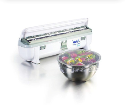 """Wrapmaster 12"""" or 18"""" Cling Film Refill's 300 meters Per Roll"""