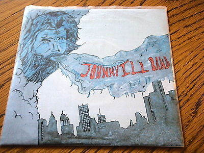 """Johnny Ill Band - In The Winter Time  7"""" Vinyl Ps"""