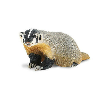 AMERICAN BADGER Replica # 295429 ~ FREE SHIP/USA w/ $25+ SAFARI, Ltd. Products