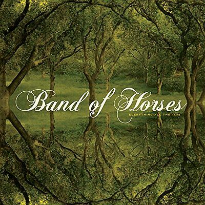 Everything All the Time - Band Of Horses - Audio CD (A6o)