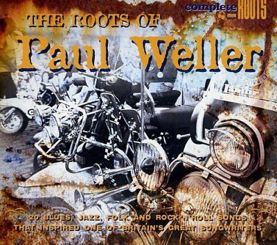 Roots of Paul Weller - Autori Vari - Autori Vari - Audio CD (B0X)