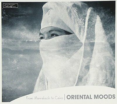 Oriental Moods: from Marrakech to Cairo - Various - Audio CD (u3J)