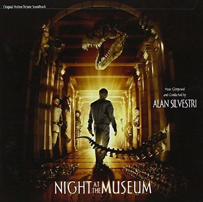 Night at the Museum - Various - Audio CD (S7L)