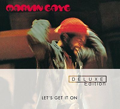 Let's Get It on --Deluxe Edition- - Marvin Gaye - Audio CD (R2k)
