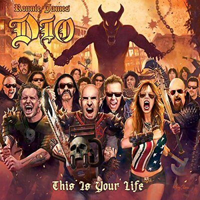 Ronnie James Dio - This Is Your Life - Various Artists - Audio CD (o6k)