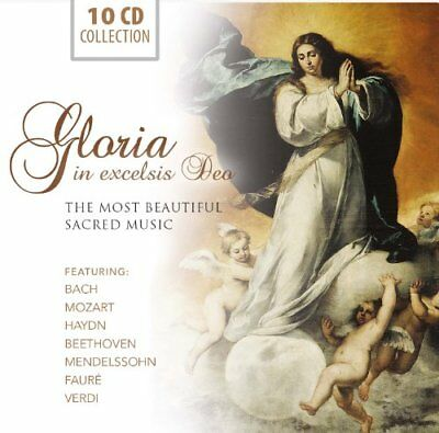 Gloria in excelsis Deo - The Most Beautiful Sacred Music - Christa (t6O)