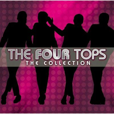 Collection - Four Tops - Audio CD (h4c)