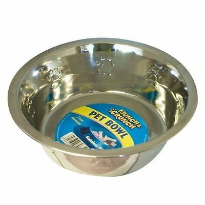 Stainless Steel Pet Bowl 21cm large size