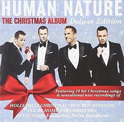 Christmas Album: Deluxe Edition - Human Nature - Human Nature - Audio CD (P8G)