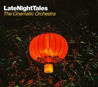 The Cinematic Orchestra - Latenighttales New Cd