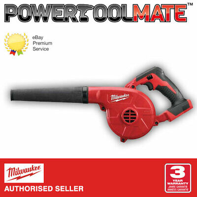 Milwaukee M18BBL-0 18v Compact 3-Speed Blower - Naked - Body Only