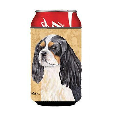 Carolines Treasures SC9120CC Cavalier Spaniel Can Or Bottle Hugger