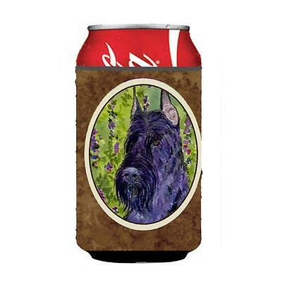 Carolines Treasures SS1018CC Scottish Terrier Can Or Bottle Hugger