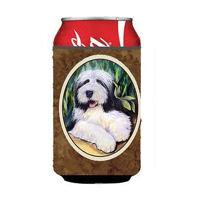 Carolines Treasures SS1038CC Bearded Collie Can or Bottle Hugger