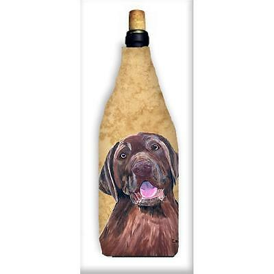 Carolines Treasures SC9127WINEBOTTLE Labrador Wine Bottle Hugger