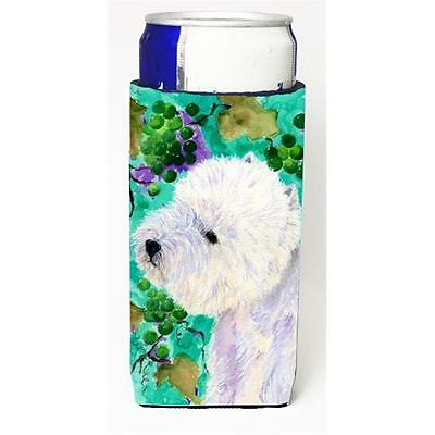 Carolines Treasures SS1064MUK Westie Michelob Ultra s For Slim Cans 12 oz.