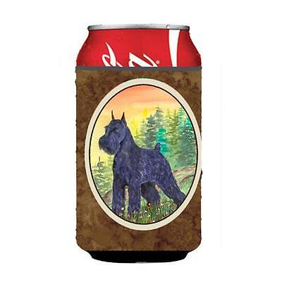 Carolines Treasures SS1051CC Schnauzer Can Or Bottle Hugger 12 oz.