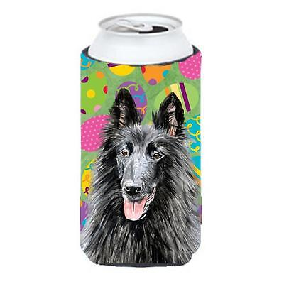 Belgian Sheepdog Easter Eggtravaganza Tall Boy Hugger 22 To 24 oz.