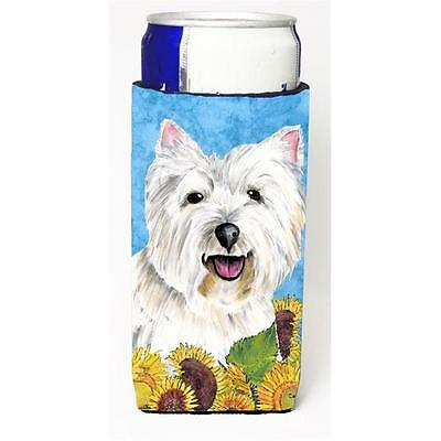 Carolines Treasures SC9070MUK Westie Michelob Ultra bottle sleeves For Slim Cans