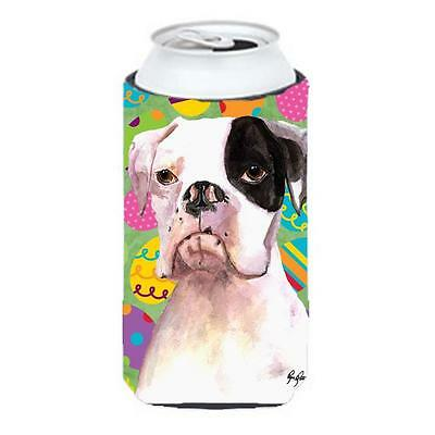 Cooper Eggravaganza Boxer Easter Tall Boy bottle sleeve Hugger 22 to 24 oz.