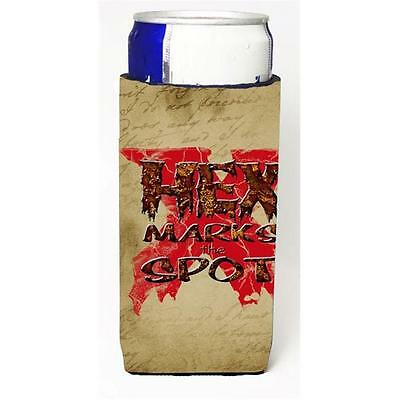 Hex Marks The Spot Halloween Michelob Ultra bottle sleeves For Slim Cans 12 oz.