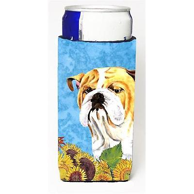 Bulldog English Michelob Ultra bottle sleeves For Slim Cans 12 oz.
