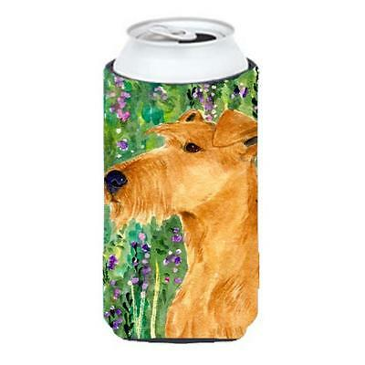 Carolines Treasures SS1004TBC Irish Terrier Tall Boy bottle sleeve Hugger