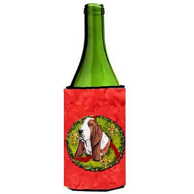 Carolines Treasures SC9100LITERK Basset Hound Wine bottle sleeve Hugger