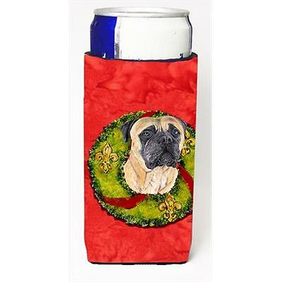 Carolines Treasures Mastiff Michelob Ultra bottle sleeves For Slim Cans